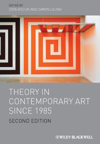 9781444338577: Theory in Contemporary Art since 1985