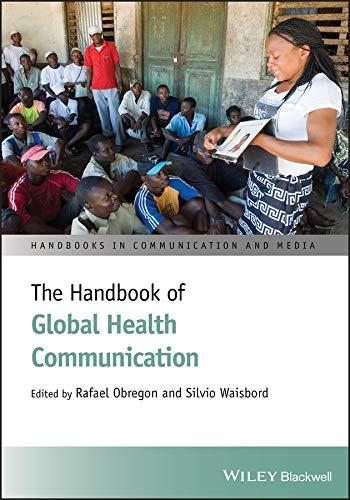9781444338621: The Handbook of Global Health Communication