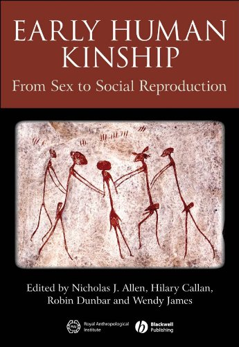 9781444338782: Early Human Kinship: From Sex to Social Reproduction