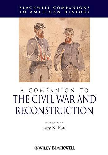 9781444338829: A Companion to the Civil War and Reconstruction