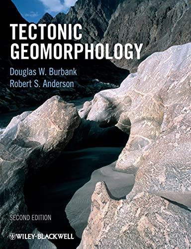 9781444338874: Tectonic Geomorphology