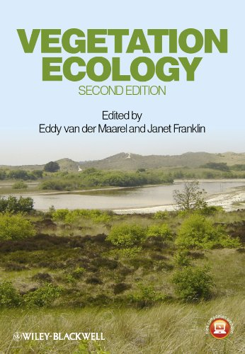 Vegetation Ecology: van der Maarel, Eddy