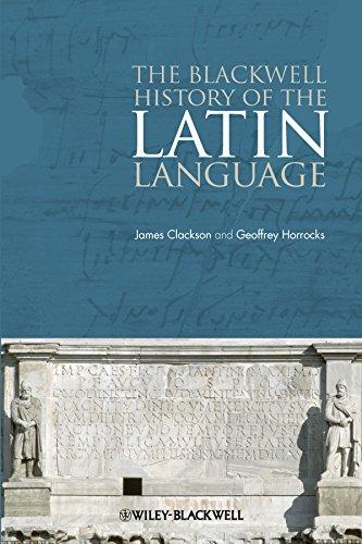 9781444339208: The Blackwell History of the Latin Language