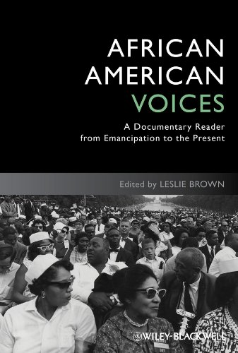 9781444339406: African American Voices: A Documentary Reader from Emancipation to the Present (Uncovering the Past: Documentary Readers in American History)