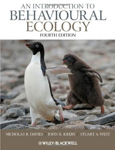 9781444339499: An Introduction to Behavioural Ecology