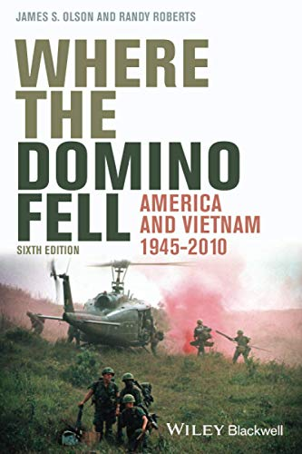 9781444350500: Where the Domino Fell: America and Vietnam 1945 - 2010