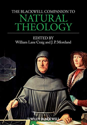 9781444350852: The Blackwell Companion to Natural Theology