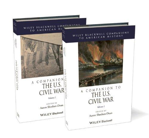 A Companion to the U.S. Civil War (Hardback)