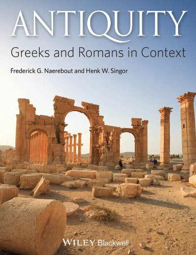 9781444351392: Antiquity: Greeks and Romans in Context