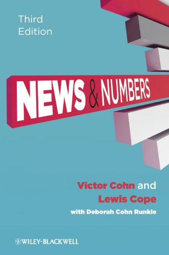 9781444361889: News and Numbers: A Writer's Guide to Statistics