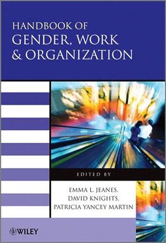 9781444394726: Handbook of Gender, Work and Organization