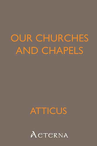 9781444404456: Our Churches and Chapels