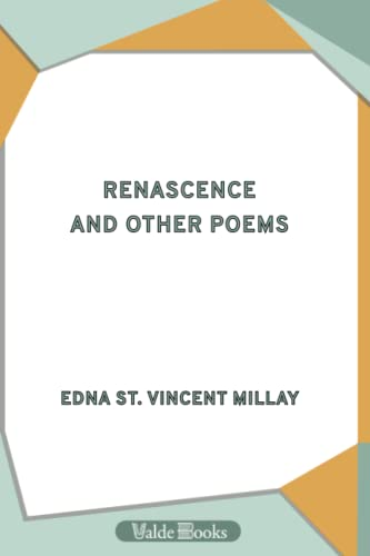 9781444406597: Renascence and Other Poems