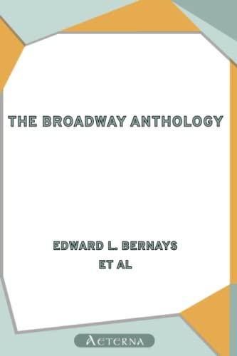 The Broadway Anthology: L. Edward