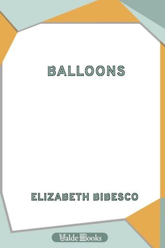 9781444410136: Balloons