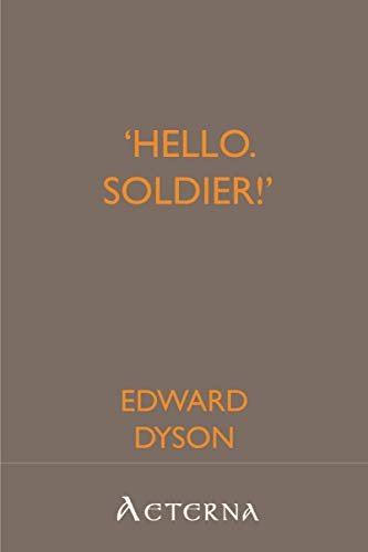 'Hello, Soldier!' (1444413430) by Edward, .