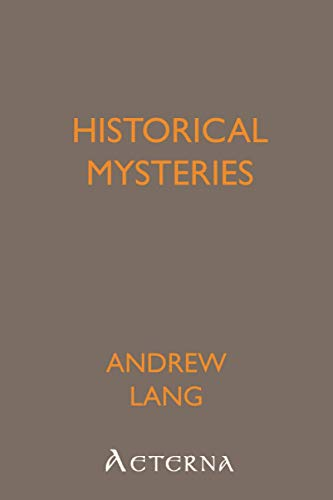 9781444414745: Historical Mysteries
