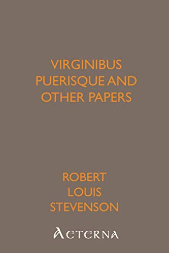 9781444419474: Virginibus Puerisque and Other Papers