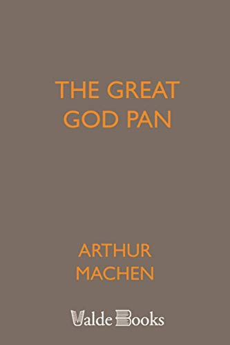 9781444419498: The Great God Pan