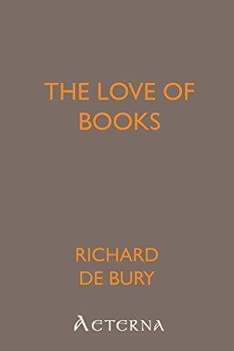 9781444431247: The Love of Books