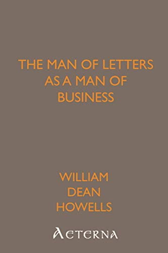 9781444436754: The Man of Letters as a Man of Business