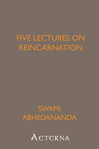 9781444437416: Five Lectures on Reincarnation