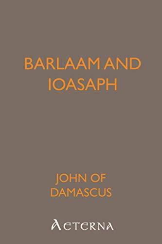 9781444437928: Barlaam and Ioasaph