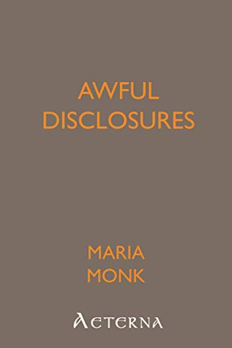 9781444441734: Awful Disclosures