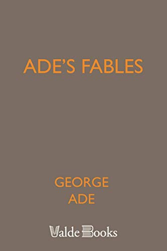 9781444451634: Ade's Fables
