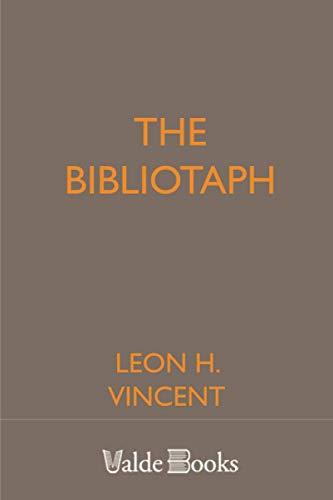 9781444453126: The Bibliotaph