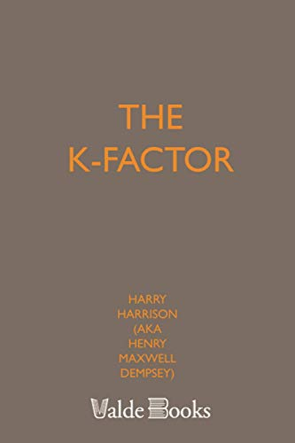9781444457315: The K-Factor