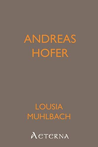 9781444460872: Andreas Hofer