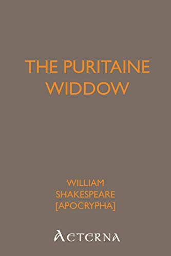 The Puritaine Widdow (9781444470741) by William Shakespeare