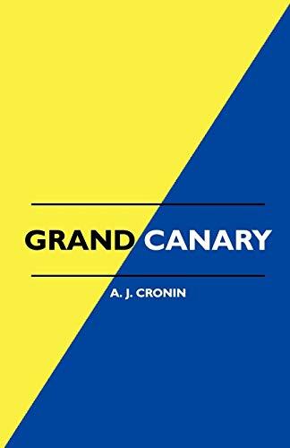 9781444600162: Grand Canary