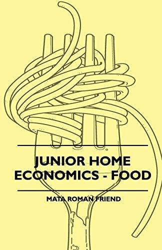 9781444609400: Junior Home Economics - Food