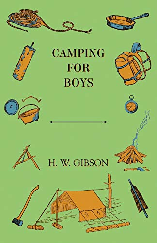 9781444631937: Camping for Boys