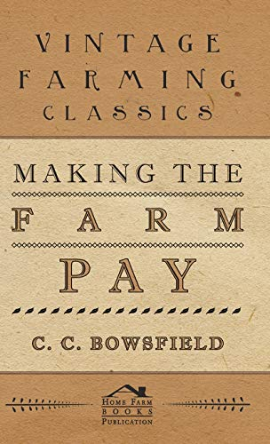 9781444643879: Making The Farm Pay