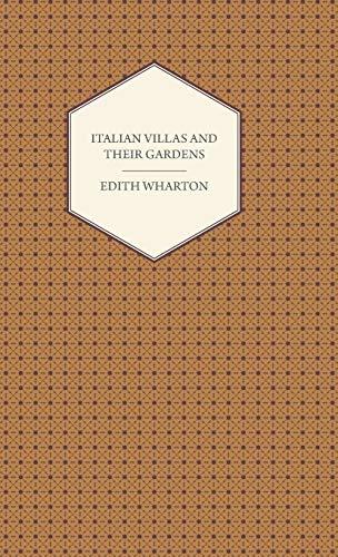 9781444652888: Italian Villas and Their Gardens