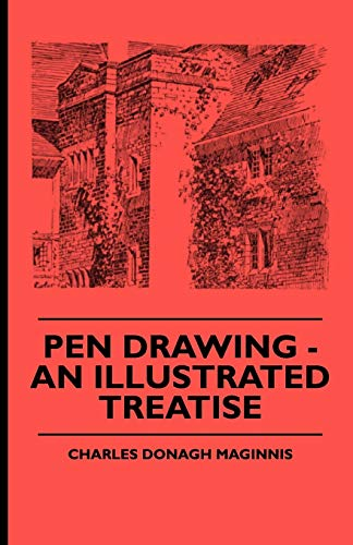9781444654004: Pen Drawing - An Illustrated Treatise