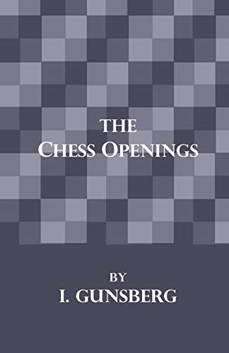 9781444654905: The Chess Openings