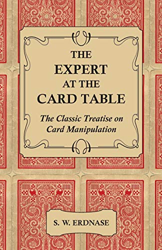 9781444656237: The Expert at the Card Table - The Classic Treatise on Card Manipulation