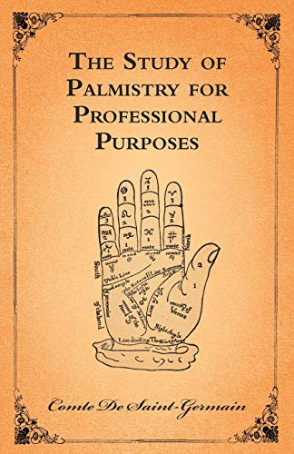 9781444658279: The Study Of Palmistry For Professional Purposes