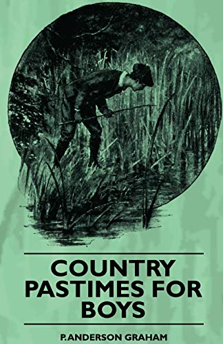 9781444658309: Country Pastimes For Boys