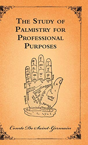 9781444658743: The Study Of Palmistry For Professional Purposes