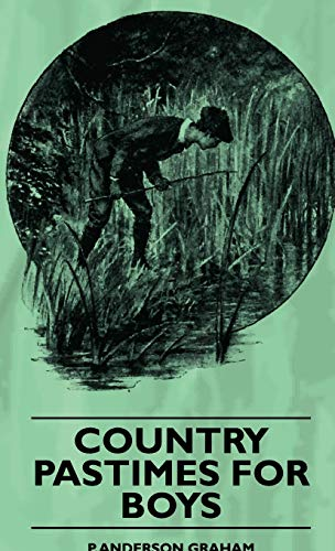 9781444658774: Country Pastimes For Boys