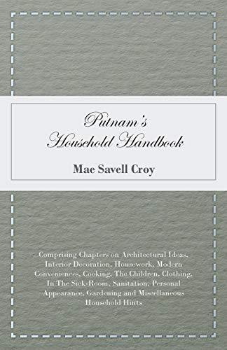 Putnam s Household Handbook (Paperback): Mae Savell Croy