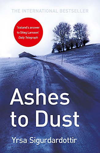 9781444700077: Ashes to Dust: Thora Gudmundsdottir Book 3