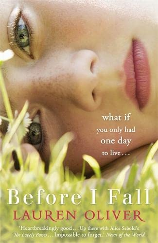 9781444700398: Before I Fall: The official film tie-in that will take your breath away