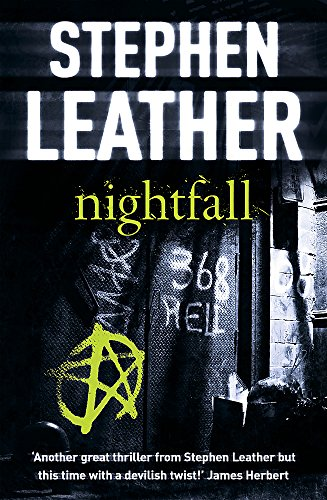 9781444700633: Nightfall: The 1st Jack Nightingale Supernatural Thriller