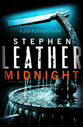 MIDNIGHT (The 2nd Jack Nightingale Supernatural Thriller): Leather, Stephen